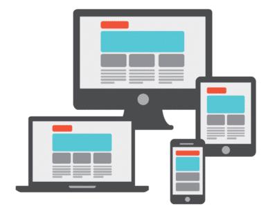 تصميم مواقع انترنت متوافقة مع الجوال