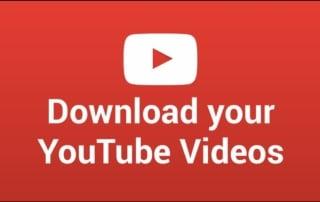 برنامج تحميل الفيديو من يوتيوب