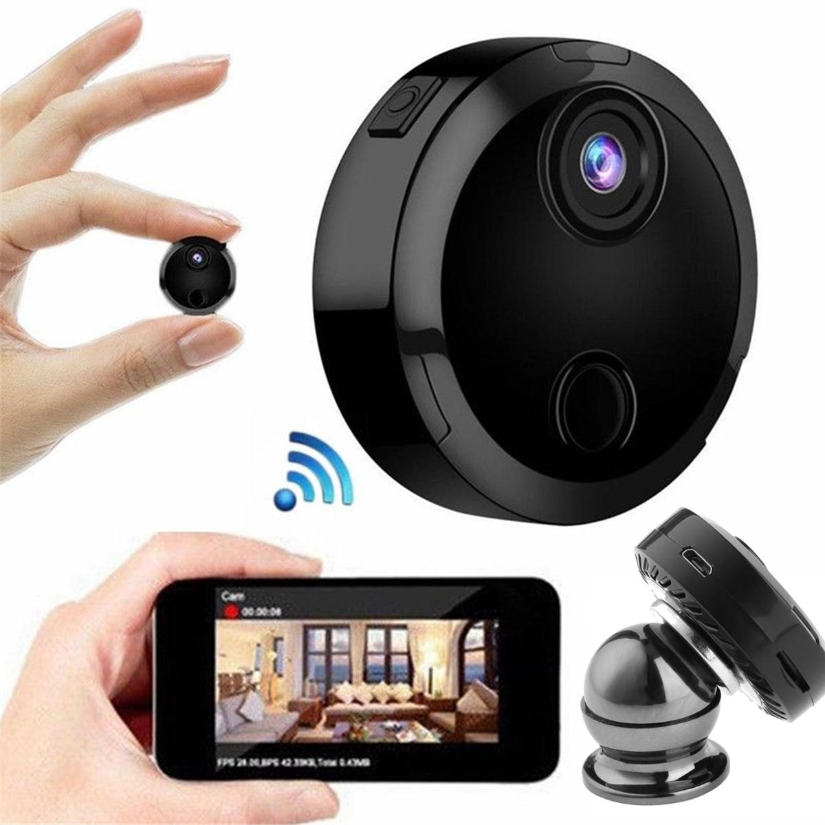 تركيب كاميرات مراقبة لاسلكية في الاردن